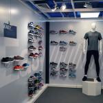Instalações comerciais para loja de calçados
